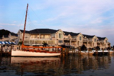 St. Michaels Harbour Inn Marina & Spa 1 of 11