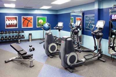 Four Points By Sheraton Fitness Center 7 of 11