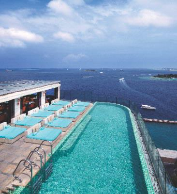 Image of Traders Hotel Male Maldives