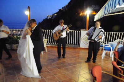 Wedding On The Roof Terrace 14 of 21