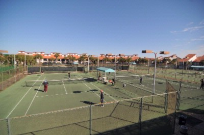 Tennis Courts -The Club At Edgewater 16 of 20