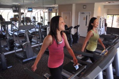 Fitness Center -The Club At Edgewater 5 of 20