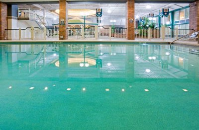 Indoor Recreational Facility Featuring An Indoor Pool Whirlpool Game Room Fitness Center And Much More. Great Place For Groups To Gather! 6 of 11