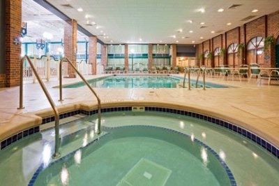 Relax In The Whirlpool. Indoor Recreational Area Open 6:00am To Midnight Daily. 11 of 11