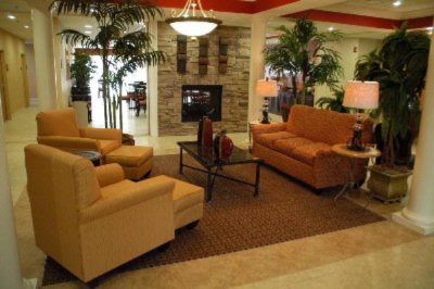 Relax In Our Inviting Lobby 6 of 10