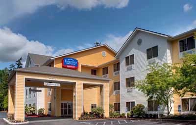 Fairfield Inn Bellevue 1 of 17