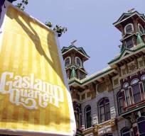 San Diego\'s Famous Gaslamp District 11 of 15