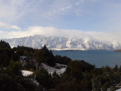 Recent Snow Fall On The Remarkables 9 of 14