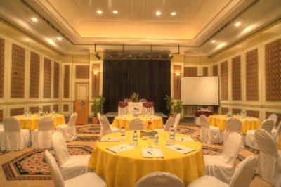 Banquet Hall -Corporate Meeting Setup 14 of 16