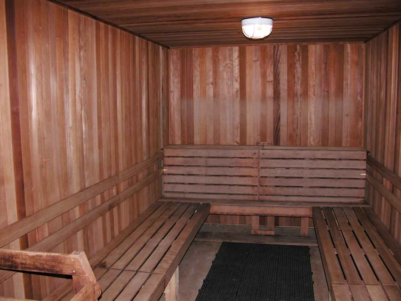 Sauna Next To The Pool & Hot Tubs 18 of 25