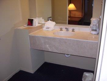 Vanity Area For Guest Rooms 8 of 9