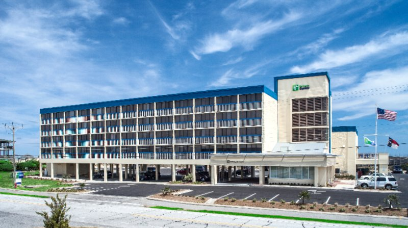 Holiday Inn Express Nags Head 1 of 8