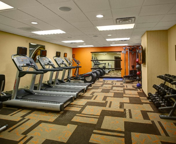 24-Hour Fitness Center 12 of 12