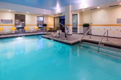 Indoor Pool & Fitness Center 6 of 7