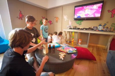 Traveling With Children? A Kidscorner With Xbox And Much More Games Is Available For Those Young Of Heart! 9 of 13