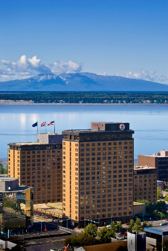 Hotel Captain Cook 939 West 5th Ave Anchorage Ak 99501