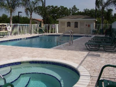 Outdoor Pool And Jacuzzi 3 of 16