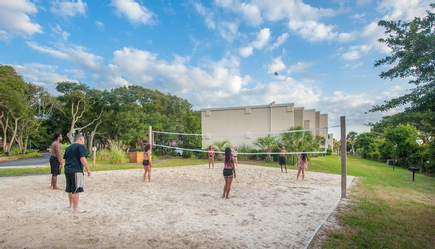 Volley Ball Court 15 of 15