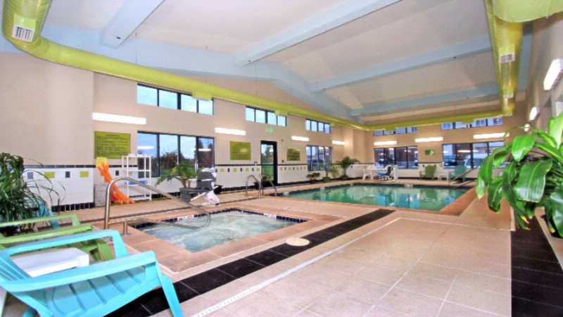 Indoor Heated Pool/hot Tub 8 of 13