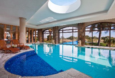 Indoor Heated Swimming Pool 8 of 16