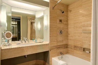 Spacious Bathrooms With Vanity And Luxury Amenities 7 of 12