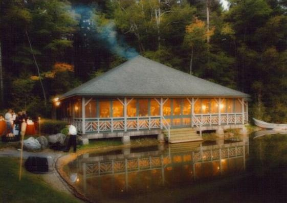 Pond Pavilion 6 of 17