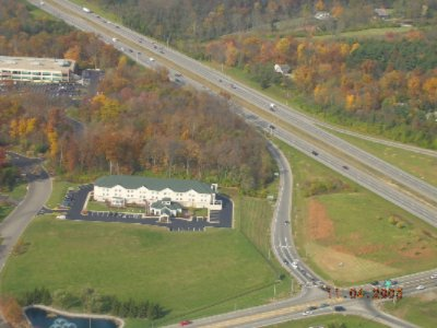 Overhead View Of The Hotel 3 of 11