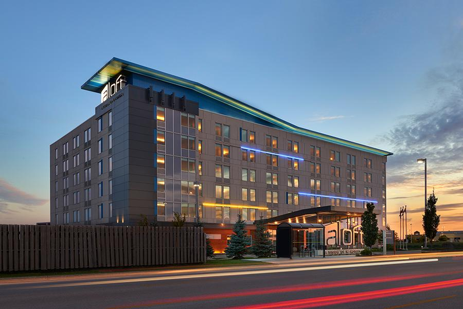 Image of Aloft Vaughan Mills by Starwood Hotels & Resorts