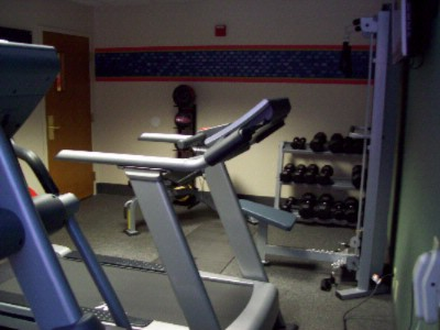 New Exercise Fitness Facility 11 of 13