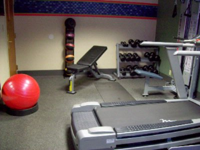 New Exercise Fitness Facility 12 of 13