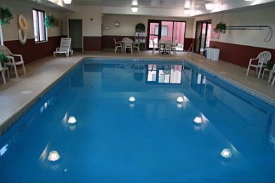 Heated Indoor Swimming Pool 6 of 13