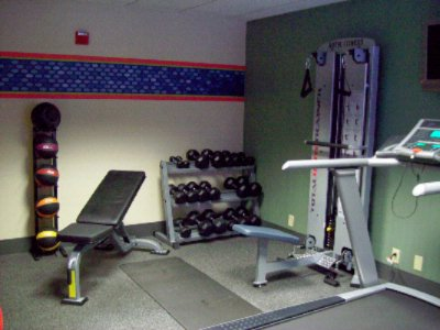 New Exercise Fitness Facility 10 of 13