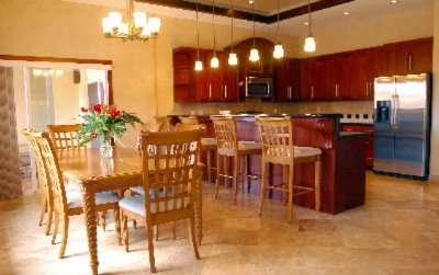 3 Bedroom Kitchen And Dining Room Area 4 of 15