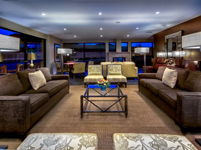 The Elegantly Designed Lobby Offers Guests And Visitors A Relaxing And Rejuvenating Escape 3 of 22