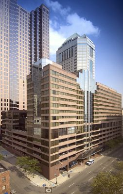Doubletree Suites by Hilton Columbus Downtown 1 of 7