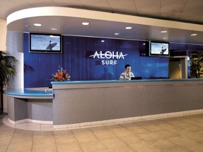 Aqua Aloha Surf Front Desk 7 of 9
