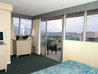 Aqua Aloha Surf Superior Partial City View W/ Balcony 9 of 9