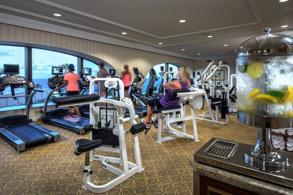 Fitness Center At Willow Stream Spa 14 of 14