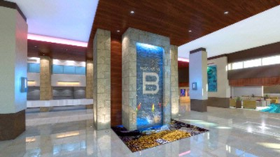 B Resort Lobby 2 of 8