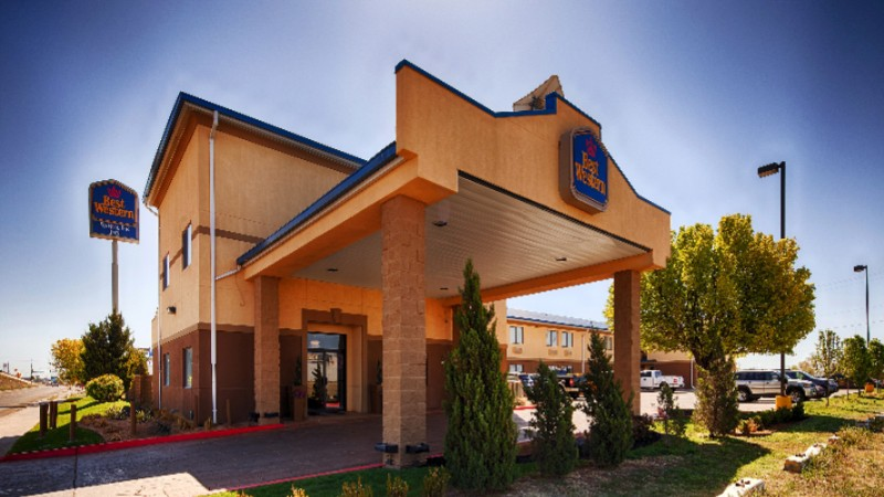 Best Western Santa Fe 4600 I 40 East Amarillo Tx 79103