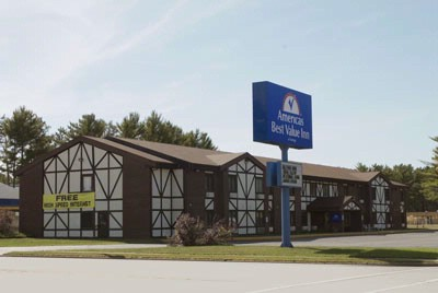 Americas Best Value Inn Wisconsin Rapids 1 of 4
