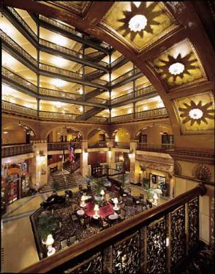 Image of The Brown Palace Hotel