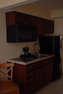Guest Room Kitchenette 6 of 9