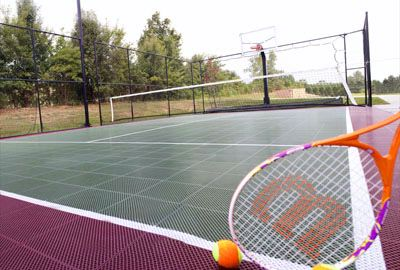 Outdoor Sports Court 10 of 23