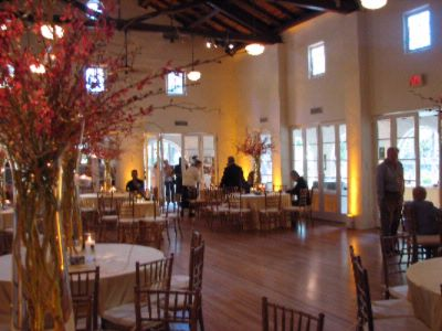 Coconut Grove Women\'s Club Main Function Room 18 of 22