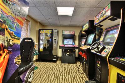 Kids Can Enjoy This Game Room Or Coin Operated Snack Machine. 15 of 16