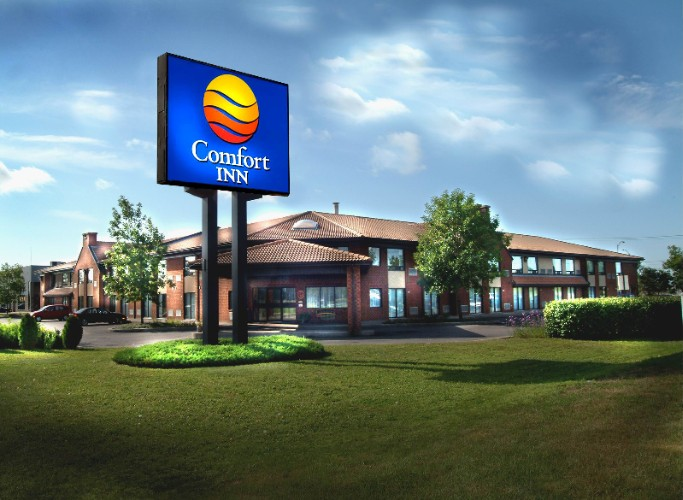 Comfort Inn Trois Rivieres 1 of 12
