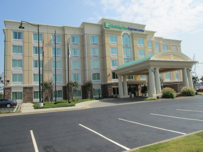 Holiday Inn Express Hotel & Suites Jackson Ne 1 of 16