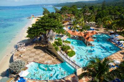 Jewel Dunn's River Beach Resort & Spa All Inclusiv