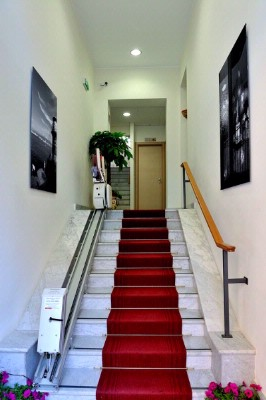 Stairs Reception And Equipment For Disabled 4 of 17